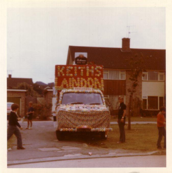 Basildon Carnival 1968.