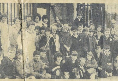 Langdon Hills School Trip 1966.
