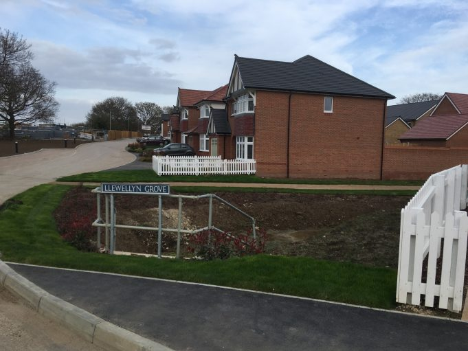 Westley Green Development, Dry Street, Langdon Hills, part 2