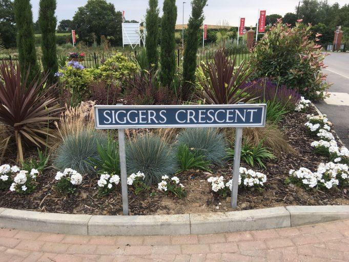Siggers Crescent