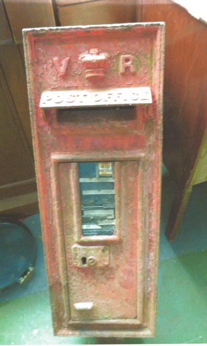 Post Box, Prior to re-refurbishment