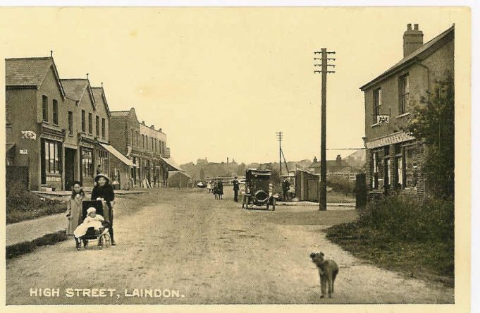 Laindon High Road