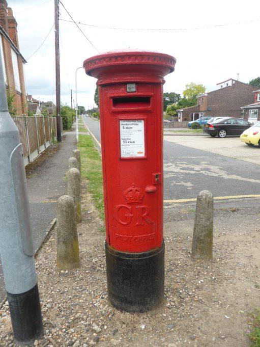 High Road, Langdon Hill George V