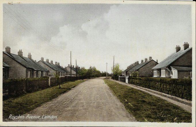 Royston Avenue.