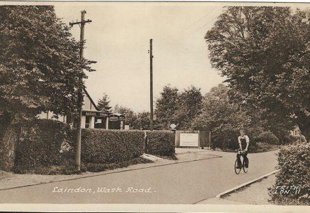 Wash Road and Royston Avenue.