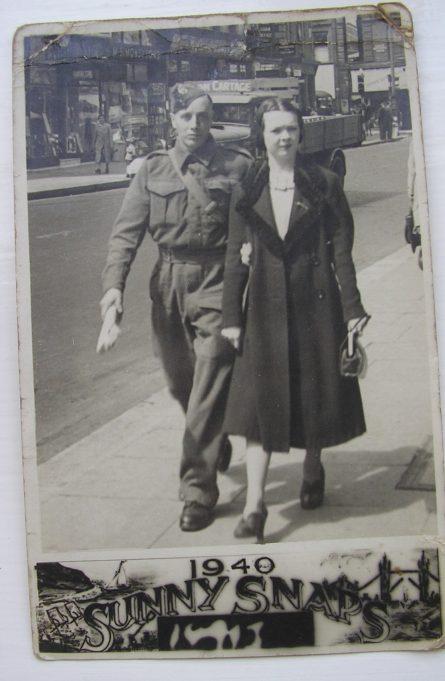 Joyce & Les Churms 1940