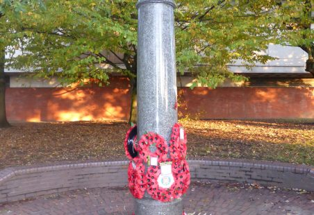 Laindon & District Remembrance Day Service Cancelled