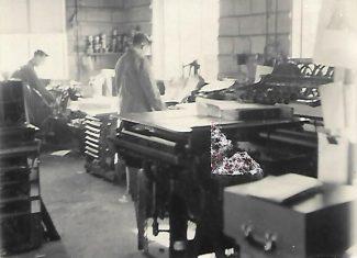 Grant-Best Ltd, Laindon, interior of factory 1960